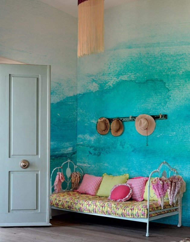 Meuble Fer Forgé 22 Clever Ideas Of Ombre Interior Designs