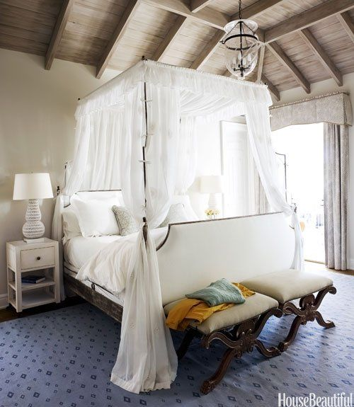 Romantisches Bett 33 Incredible White Canopy Bedroom Ideas