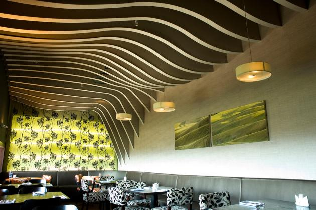 Bar Design Ideen 30 Magnificent Unique Ceiling Designs