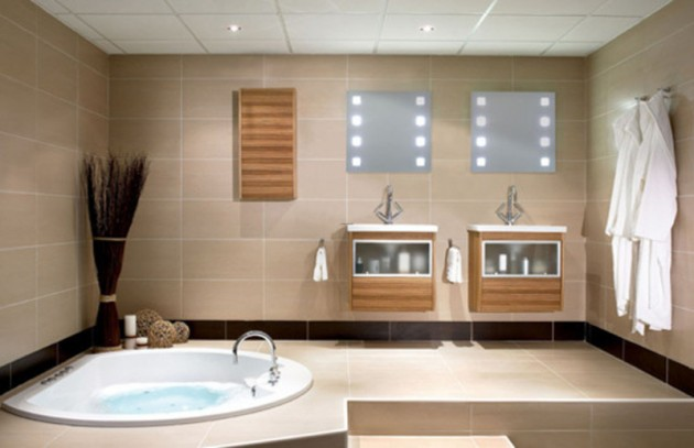 Idee Badezimmer 25 Ultra Modern Spa Bathroom Designs For Your Everyday