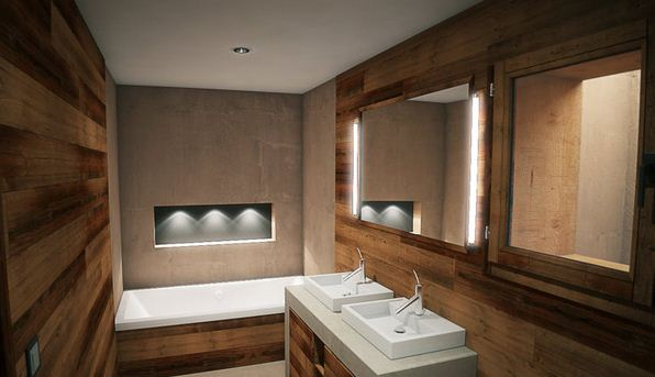 Holz Bad 18 Exquisite Contemporary Wooden Bathroom Design Ideas