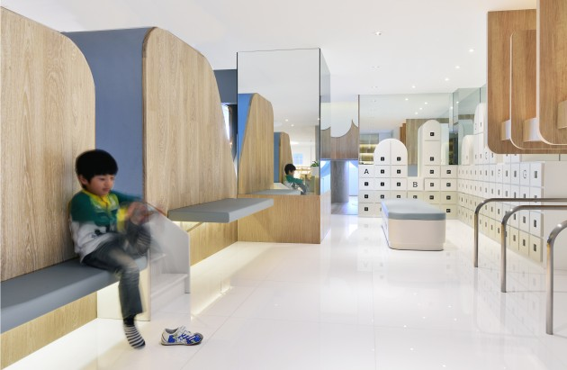 Toiletten In Japan Spring Kindergarten In Wanchai By Joey Ho Design