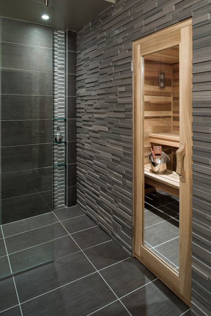 Osb Meuble 18 Dramatic Masculine Bathroom Designs To Get You Inspired