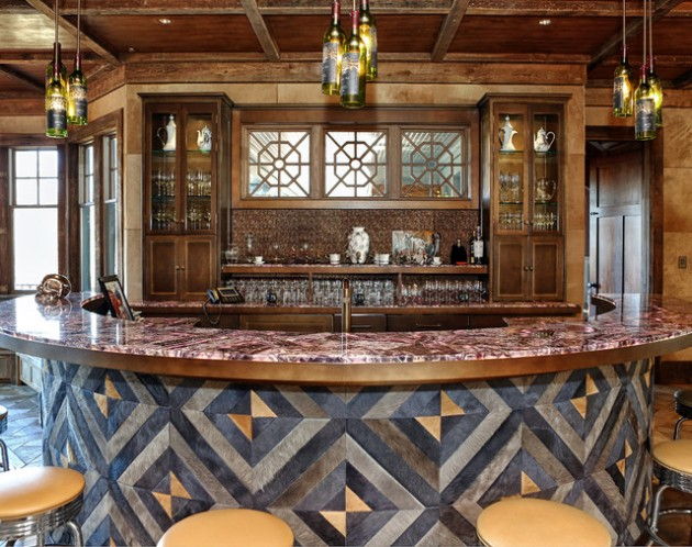 House Interior Design Small 15 Elegant Home Bar Designs For Your House Party