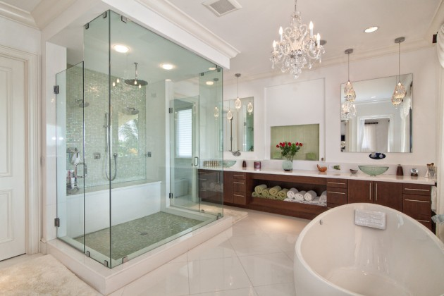 Robeson Design 15 Extraordinary Transitional Bathroom Designs For Any Home