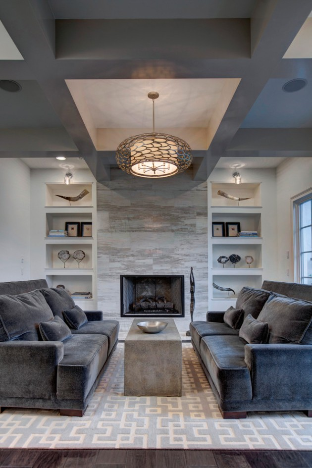 Couch Modern 15 Relaxed Transitional Living Room Designs To Unwind You