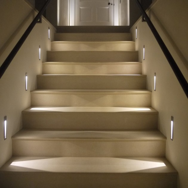 Treppenstufenbeleuchtung Led How Properly To Light Up Your Indoor Stairway