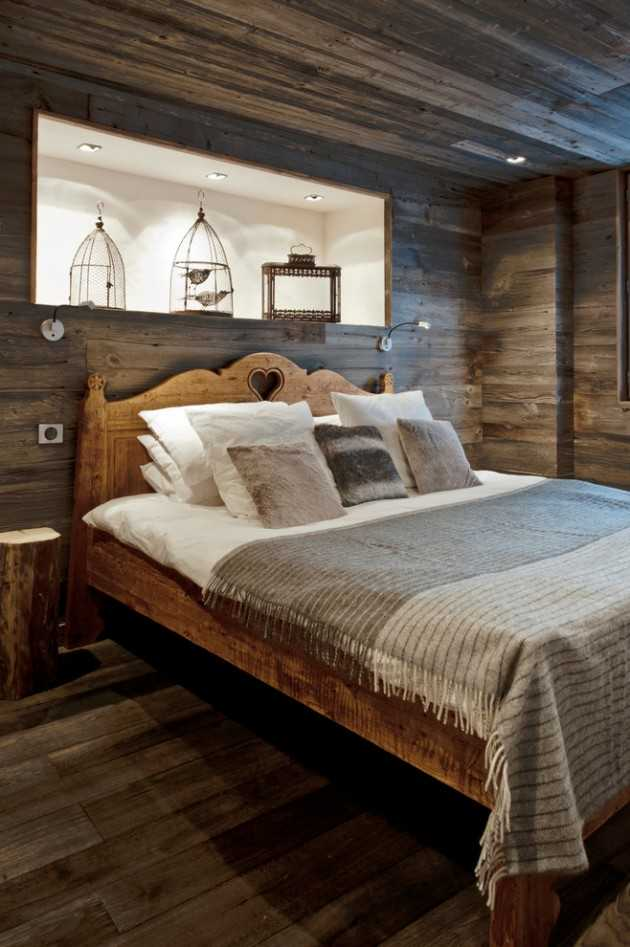 Interior Schlafzimmer 15 Restful Rustic Bedroom interior Designs That Will Make ...
