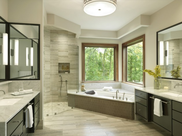 Foto Bagni Moderni Arredati 25 Terrific Transitional Bathroom Designs That Can Fit In
