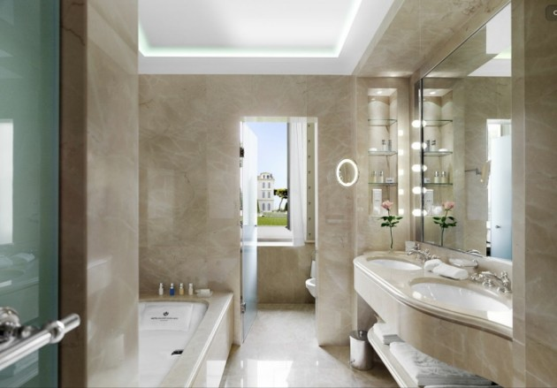 Idea Salle De Bain 14 Luxury Small But Functional Bathroom Design Ideas