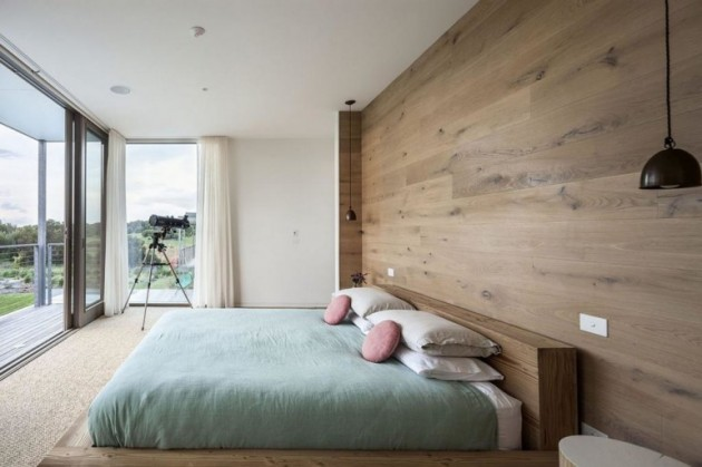Meuble En Bois Scandinave 17 Wooden Bedroom Walls Design Ideas