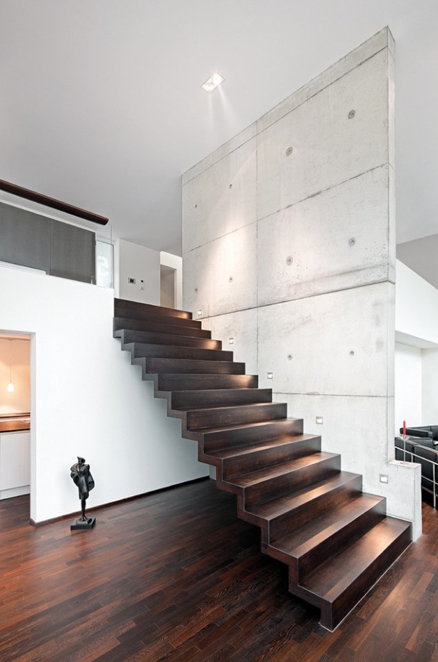 Hochterrasse 16 Memorable Contemporary Staircase Designs That Will