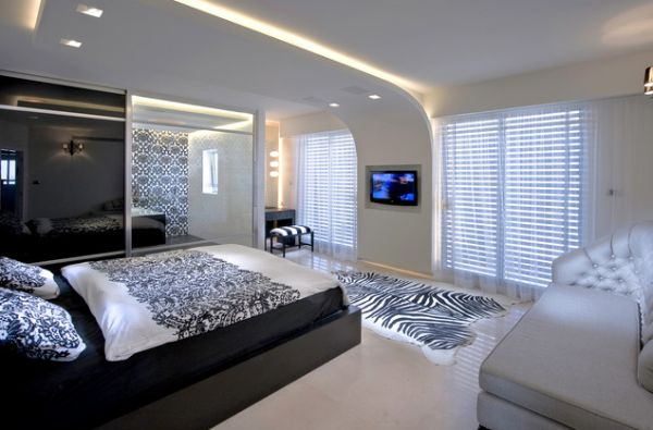 Tele Mur 15 Ultra Modern Ceiling Designs For Your Master Bedroom