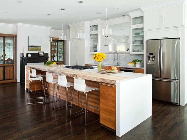 Eat At Kitchen Islands 19 Irresistible Kitchen Island Designs With Seating Area