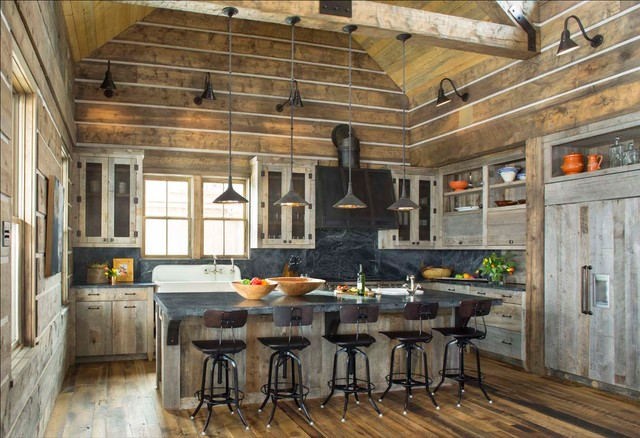 18 Exceptional Rustic Kitchen Designs You 39 Ll Enjoy Cooking In