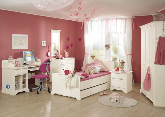 Tappeto Per Cameretta Bambina 15 Magnificent Child's Room Ideas For Your Little Princess