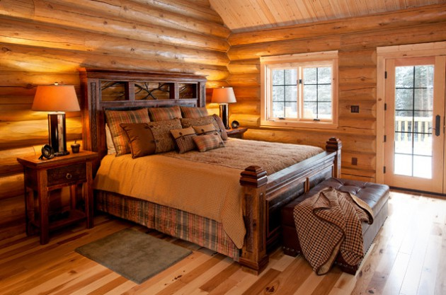 Decoracion Etnica 17 Brilliant Rustic Style Bedrooms That Ideal For Your