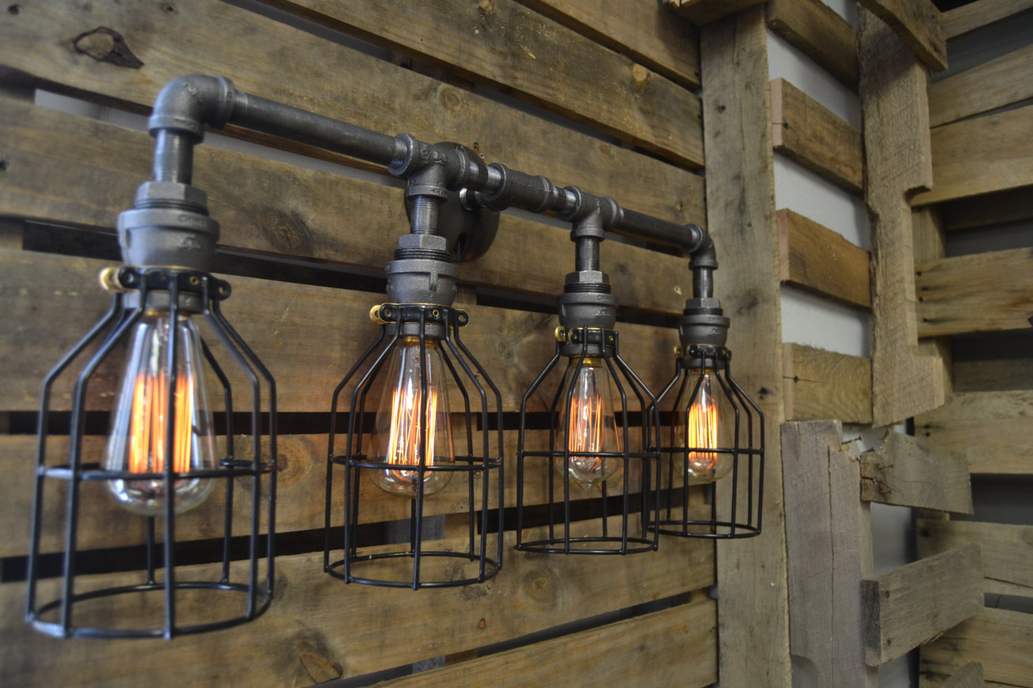 Industrial Decor Lighting Bringing An Industrial Feel To Home Décor