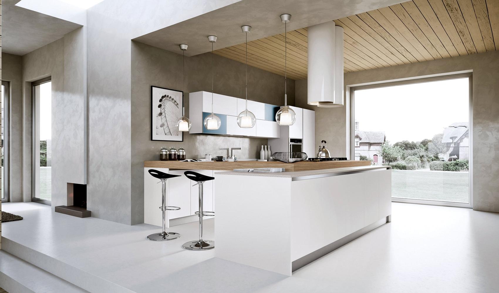 Moderne Lampen 19 : Moderne beleuchtung küche beleuchtung in der kuche greenvirals style