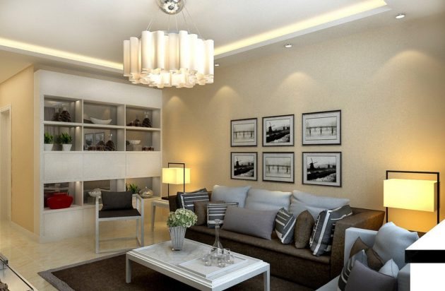 Licht Wohnzimmer 17 Wonderful Examples Of Living Room Lighting