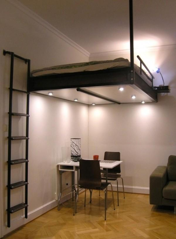 Wohnung Stockholm 16 Super Functional Loft Bed Designs For Adults That