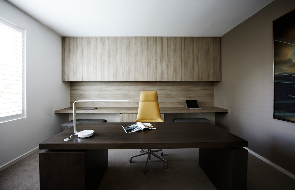 Modern Computer Desk 16 Stimulating Modern Home Office Designs That Will Boost