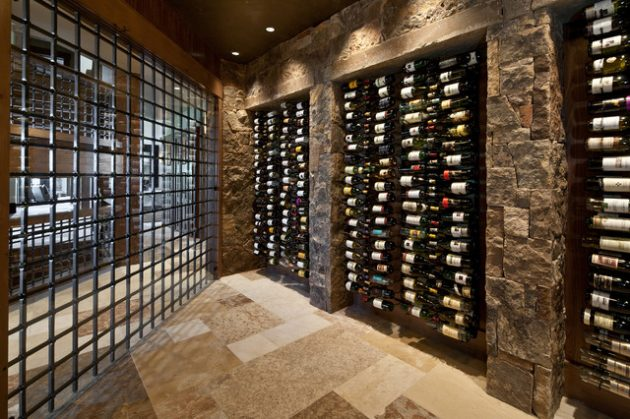 Moderner Weinkeller 17 Functional Ideas For Designing Small Wine Cellar