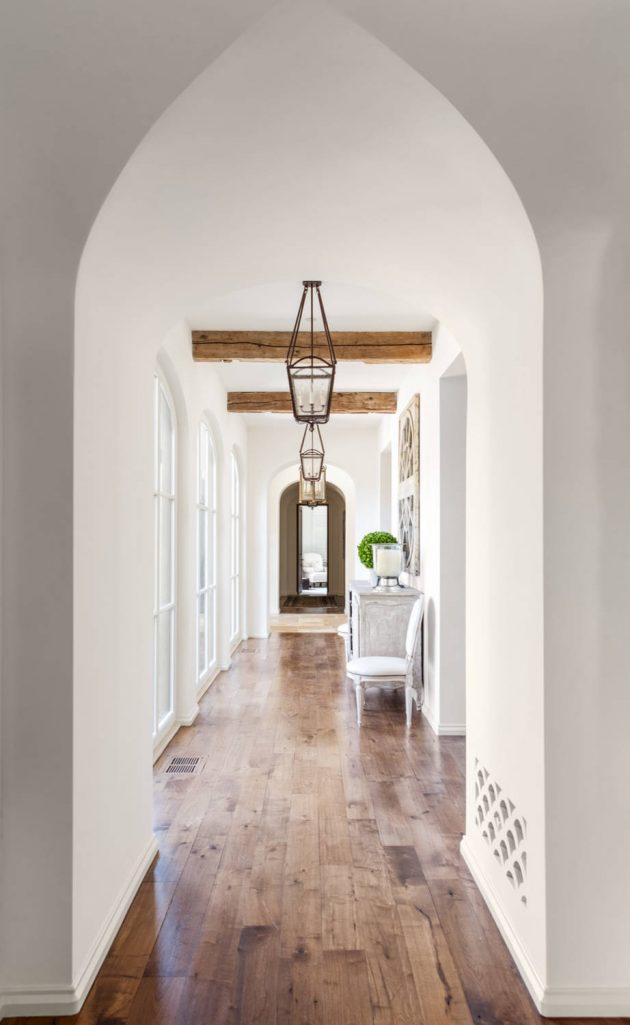 Modern Room Designs 17 Magnificent Mediterranean Hallway Designs To Navigate
