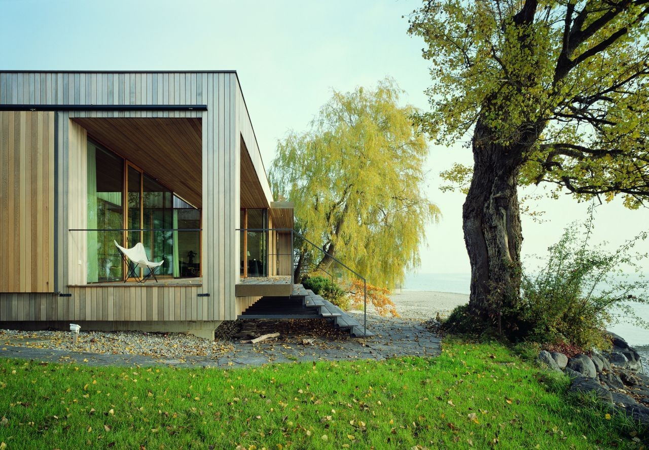 Architekt Lindau Lindau House A Lovely Contemporary Home By K M