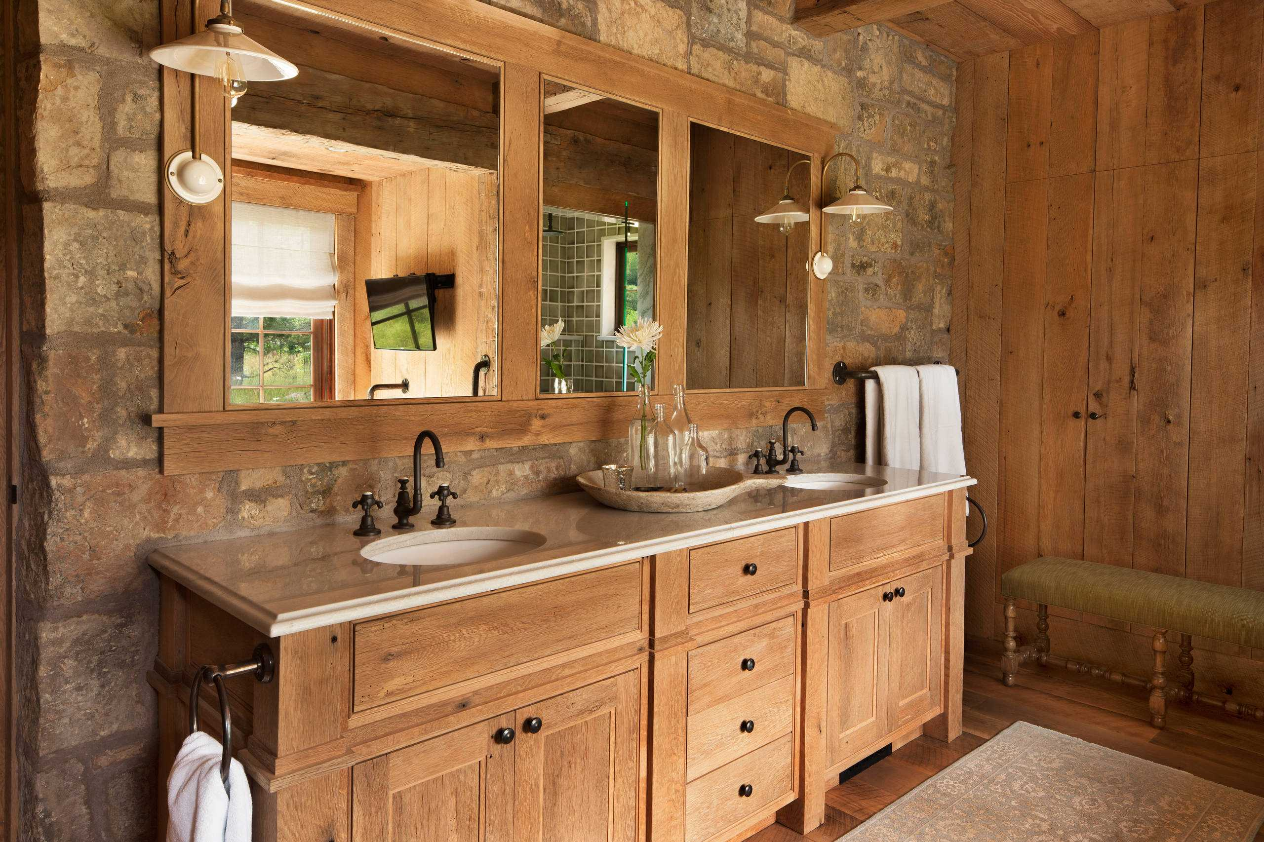 Image Of Bathroom Design 16 Fantastic Rustic Bathroom Designs That Will Take Your