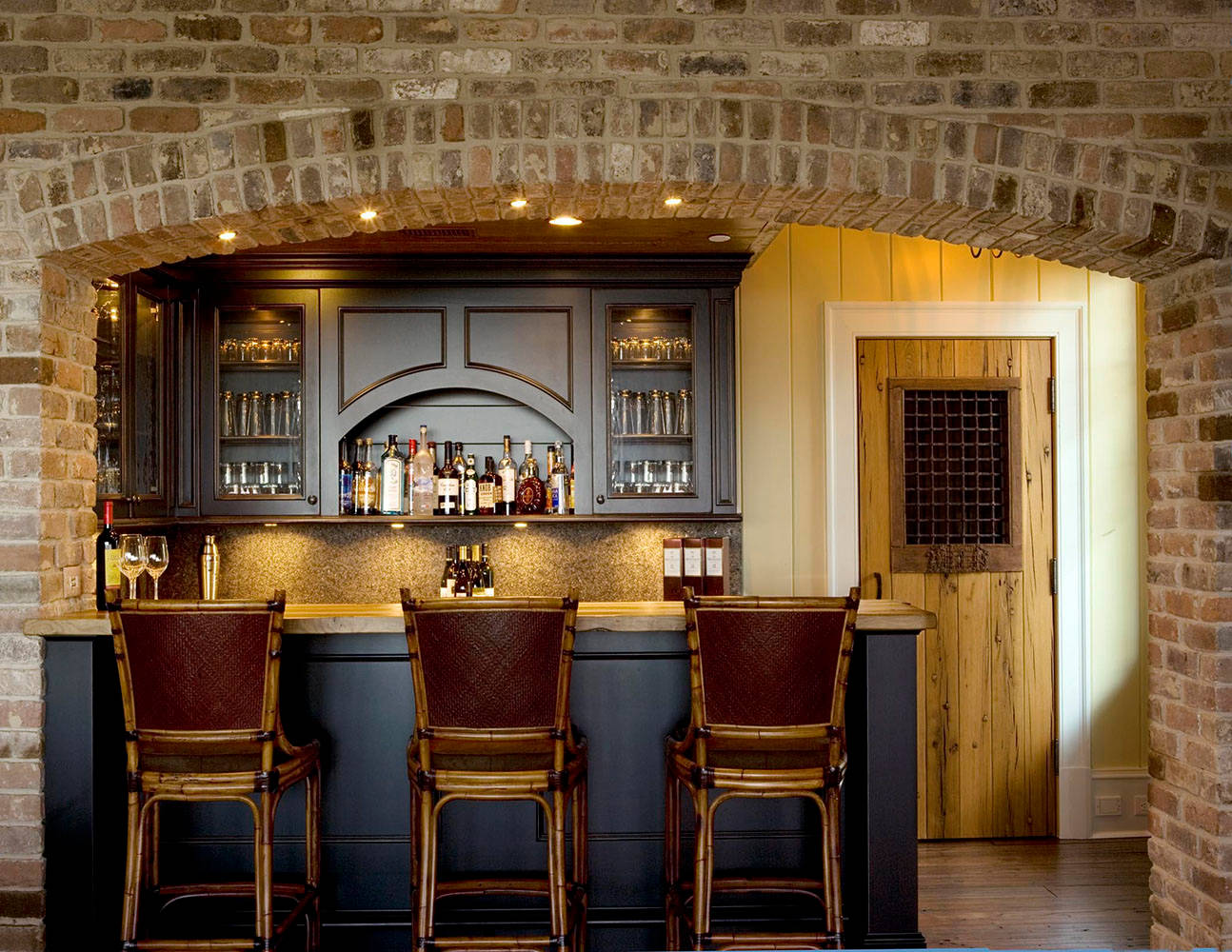 Bar Ideen Für Zuhause 15 Distinguished Rustic Home Bar Designs For When You