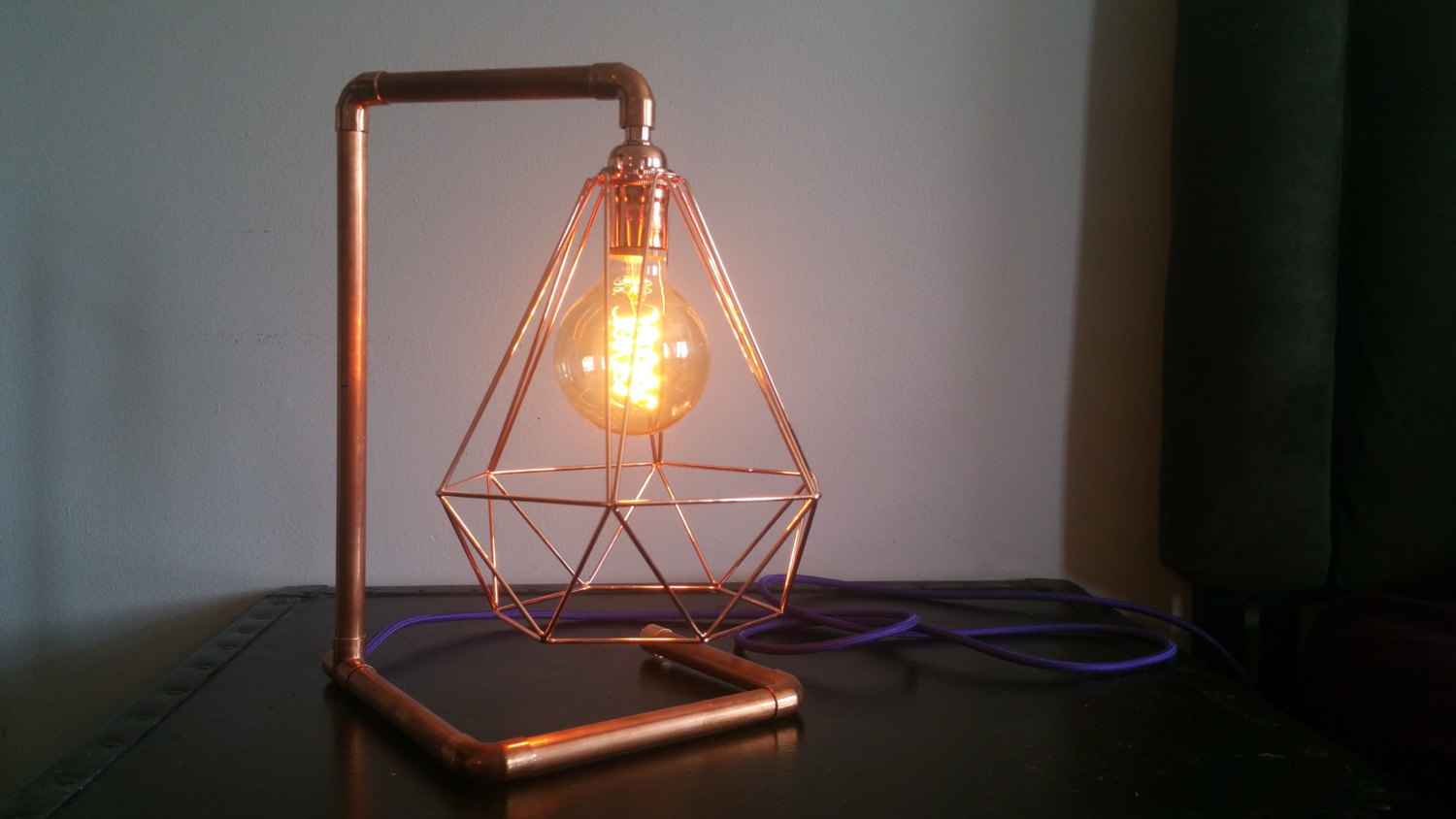 Lamp Design 16 Imposing Copper Light Designs That Make A Strong Statement