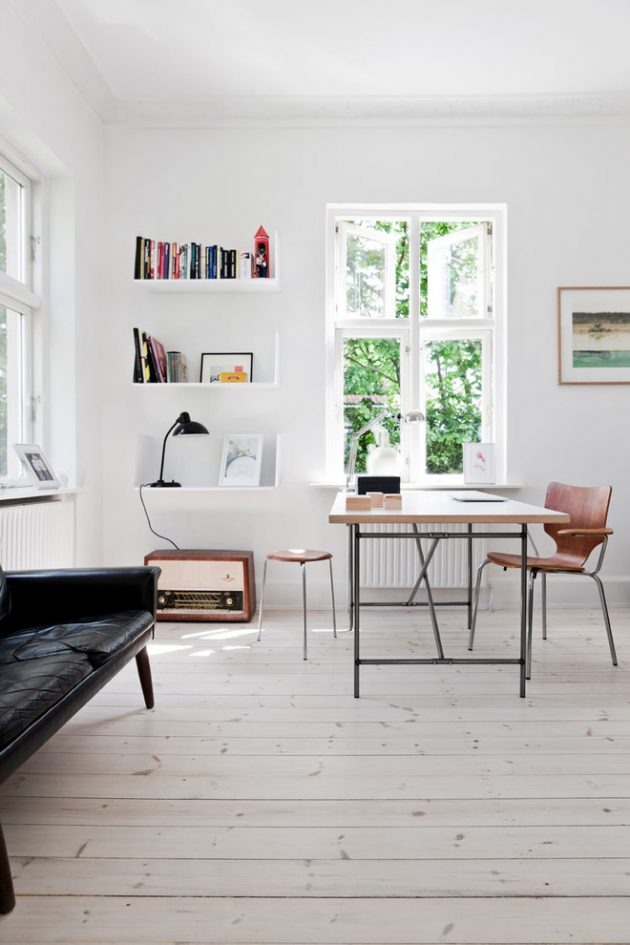 Dänisch Design 16 Inspirational Scandinavian Work Room Designs That Will