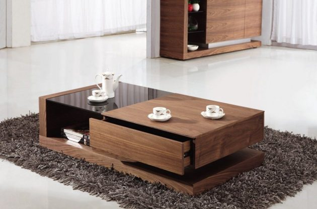 Couchtisch Rund Design 19 Really Amazing Coffee Tables With Storage Space