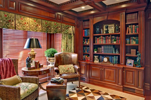 Dream Sofa 16 Classic Home Library Designs That Are Dream Of Every