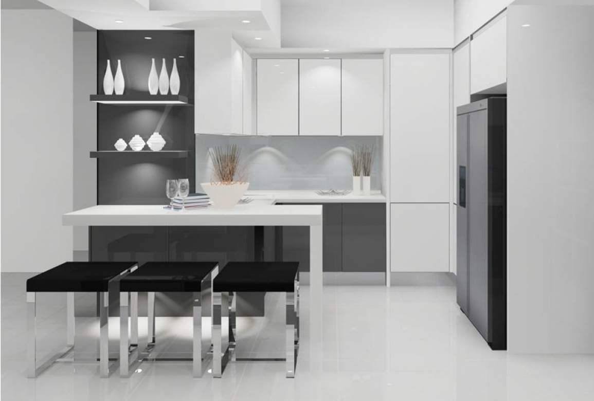 Modern Kitchen Design For Small House 19 Brilliant Ideas For Decorating Small Modern Kitchens