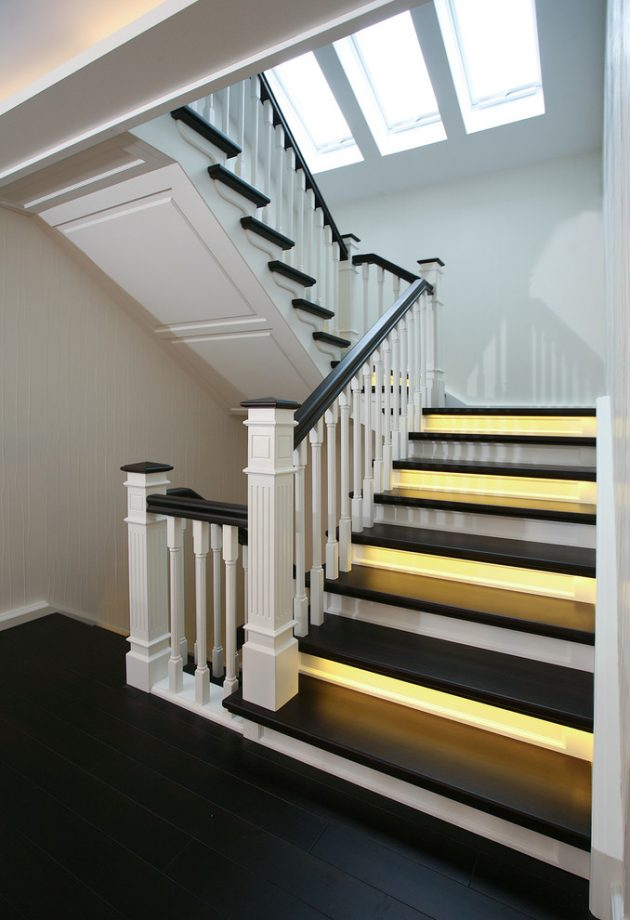 Contemporary Living Room Designs 18 Graceful Transitional Staircase Designs Your Home Longs For