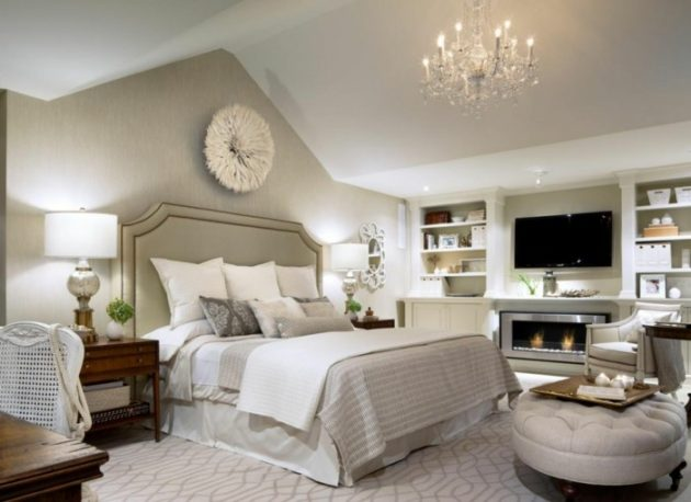 Schlafzimmer Ideen Deko 18 Brilliant Chandelier Designs For Your Master Bedroom