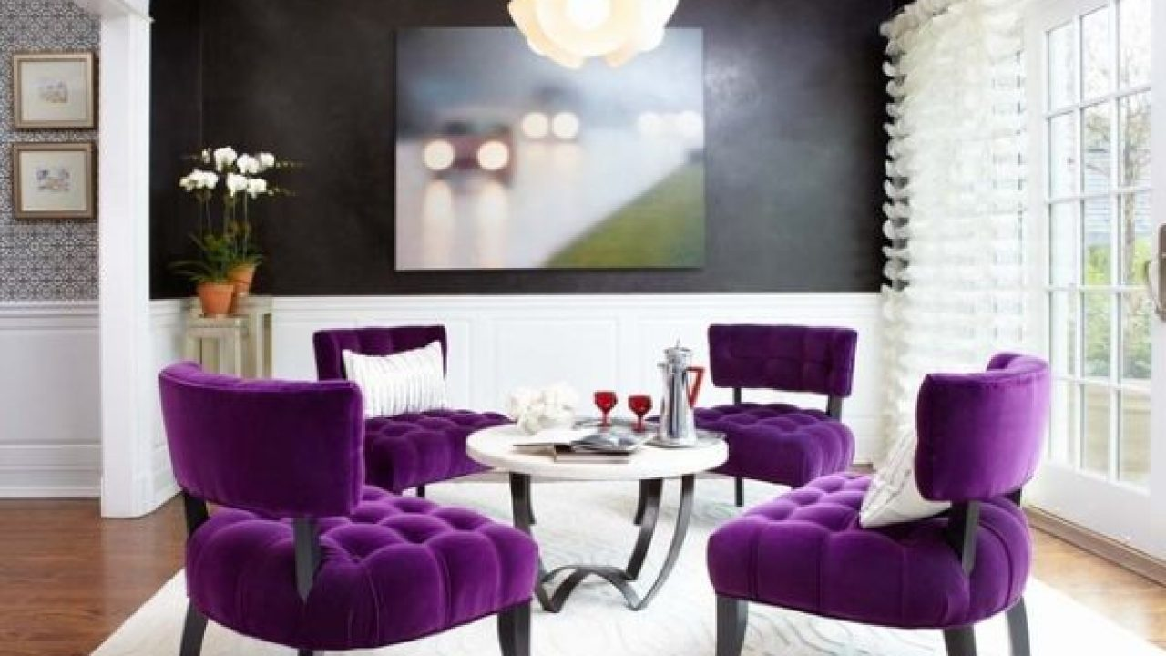 Purple In Your Home 17 Fabulous Interior Design Ideas