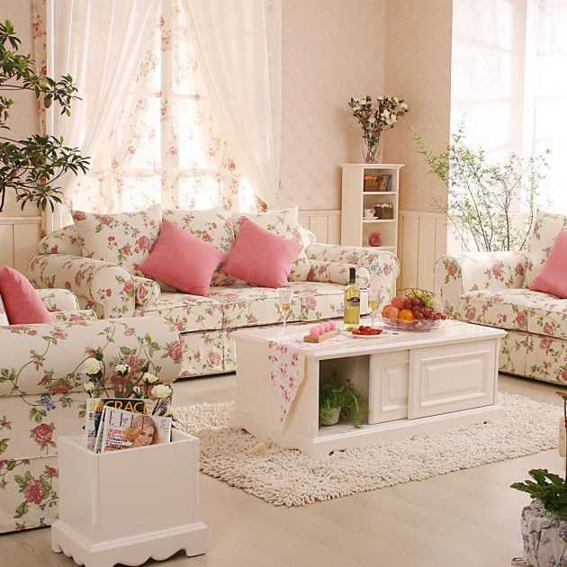 Shabby Style 17 Helpful Ideas To Easily Decorate Your Home In Shabby