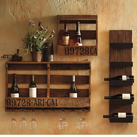 Weinregal Diy 17 Outstanding Diy Wine Rack Designs That Are Easy To Make