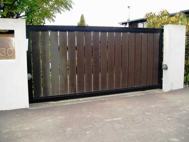 Pagar Minimalis 17 Irresistible Wooden Gate Designs To Adorn Your Exterior