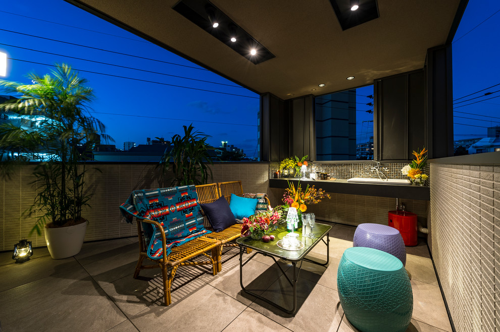 Pool Balkon 15 Engaging Asian Balcony Designs That Will Inspire You