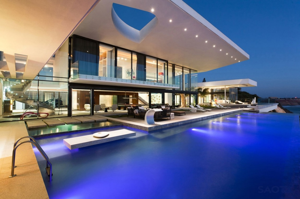 Swimming Pool Stuttgart Top 50 Modern House Designs Ever Built! - Architecture Beast