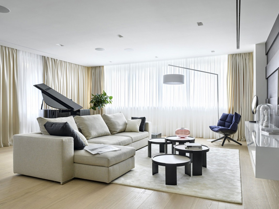 Decoration Interieur Moderne Appartement Room Ideas Luxury Apartment Design By Alexandra Fedorova