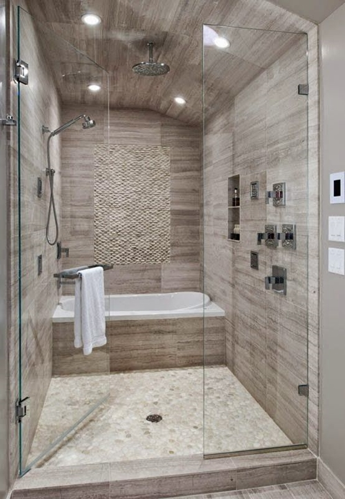 Modern Bathroom Tiles Ideas Images 100+ Walk In Shower Ideas That Will Make You Wet