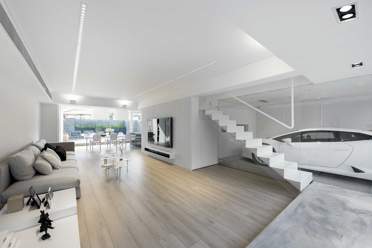 Architecture Decoration Interieur Modern Minimalist House Design With An Admirable