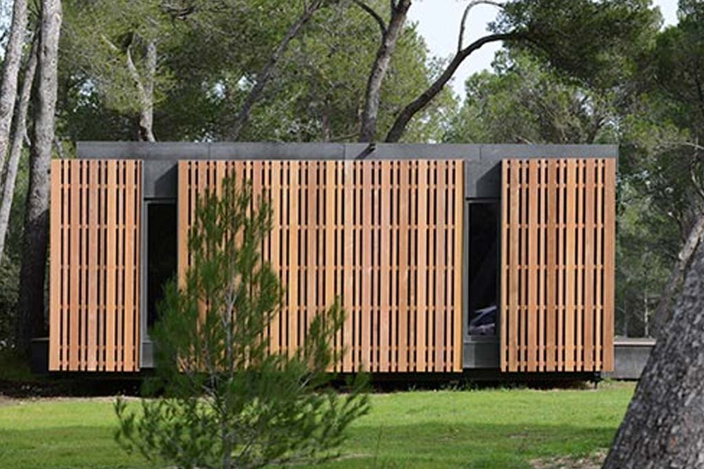 Toit Terrasse En Kit Pop-up House - Multipod Studio - Architecture Bois