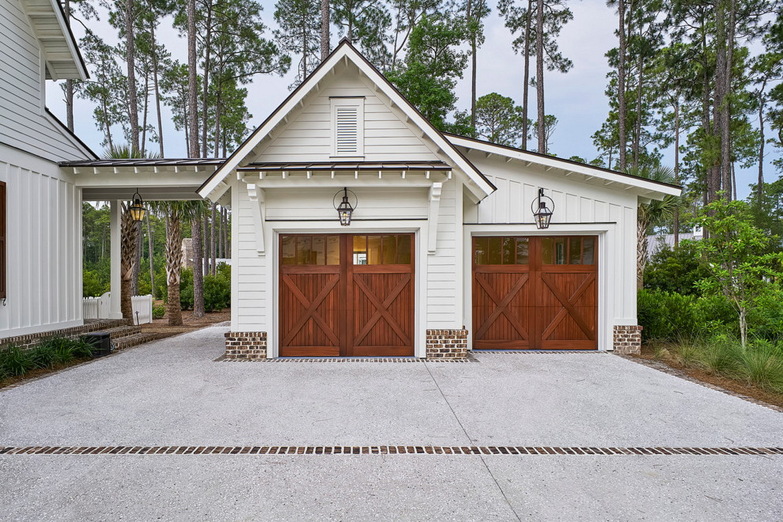 Garage Design Tips Door Model Farmhouse Garage Architecturein