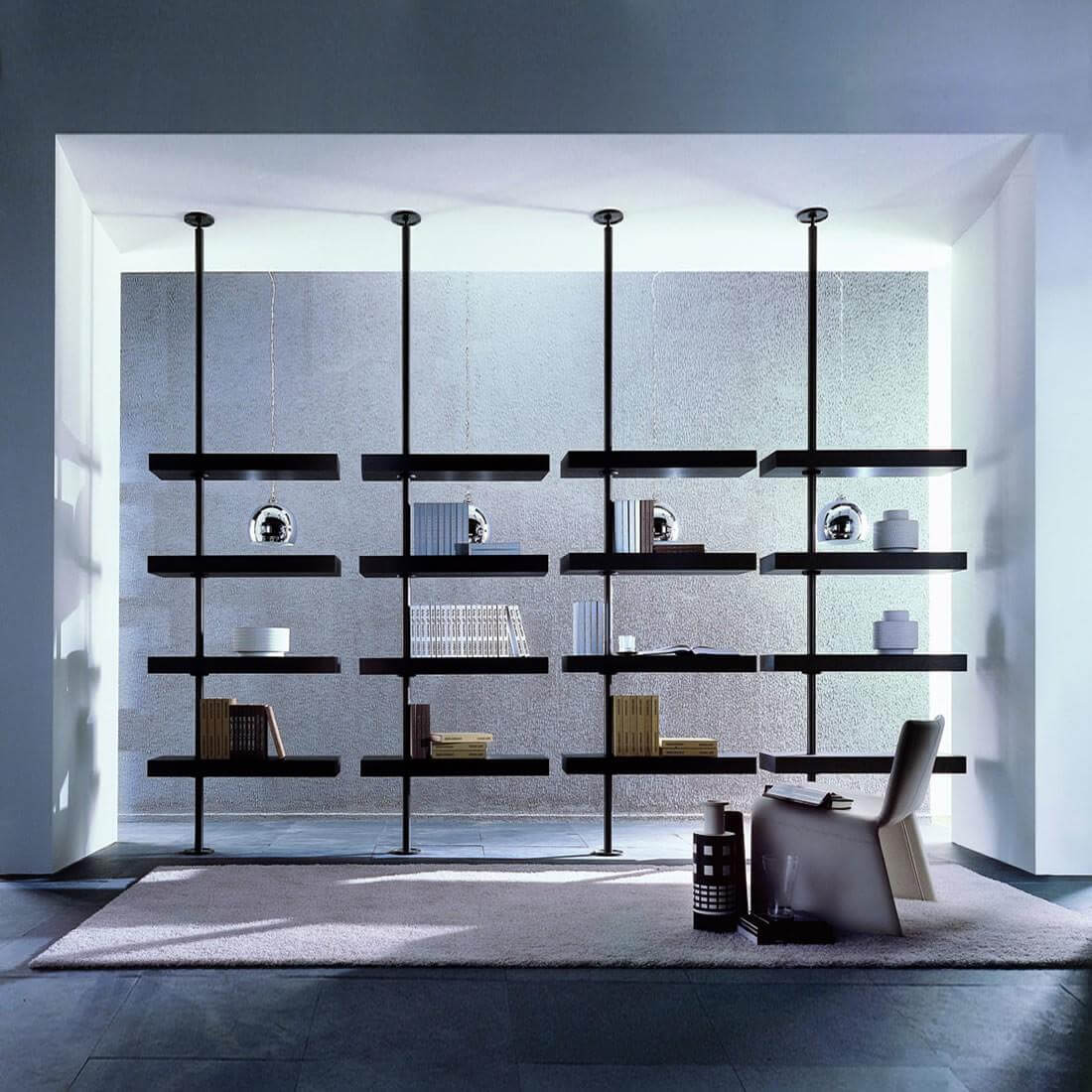 Cd Regal Industrial Beautiful Contemporary Shelves Designs That Make Storage